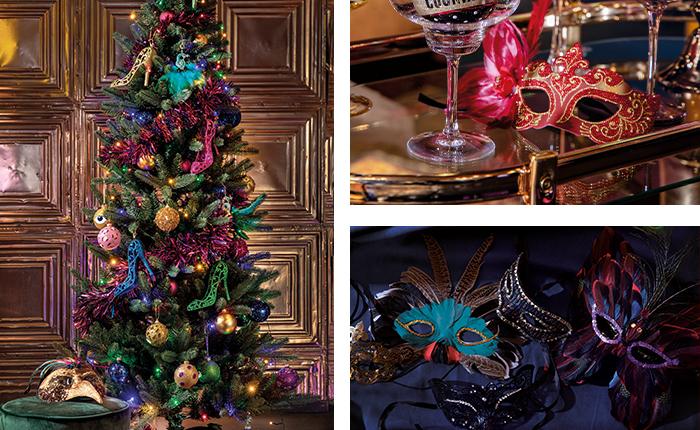 Maskeraadi jõulud Magaziinis